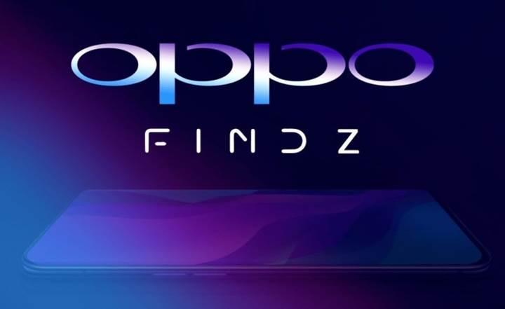 Oppo Find Z ismi tescillendi