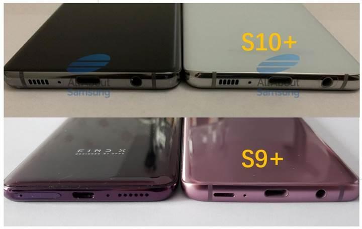 Galaxy S10 Plus, daha büyük bataryaya rağmen S9 Plus'tan ince olabilir