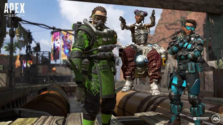 Apex Legends yayınlandı: İşte EA'nın ücretsiz battle royale oyunu