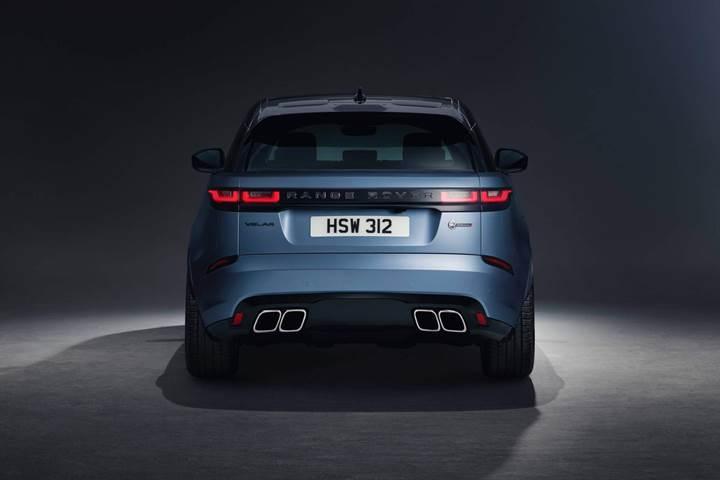Yeni Range Rover Velar SVAutobiography Dynamic Edition tanıtıldı