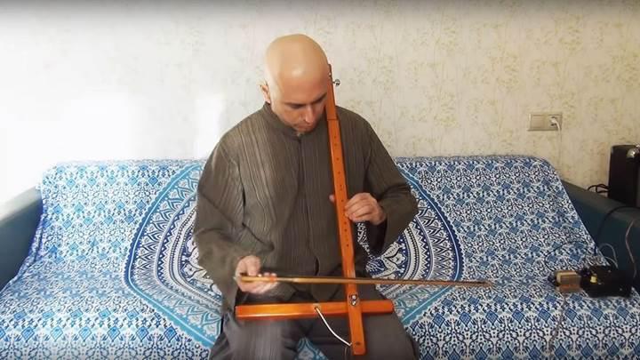 Ruslardan ilginç elektronik çalgı: Dvina
