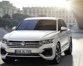 Volkswagen Touareg<br/>