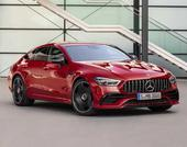 Mercedes-Benz AMG 4-door Coupe<br/>