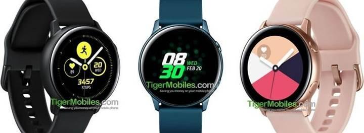 Samsung Galaxy Watch Active (Galaxy Sport) özellikleri detaylanıyor