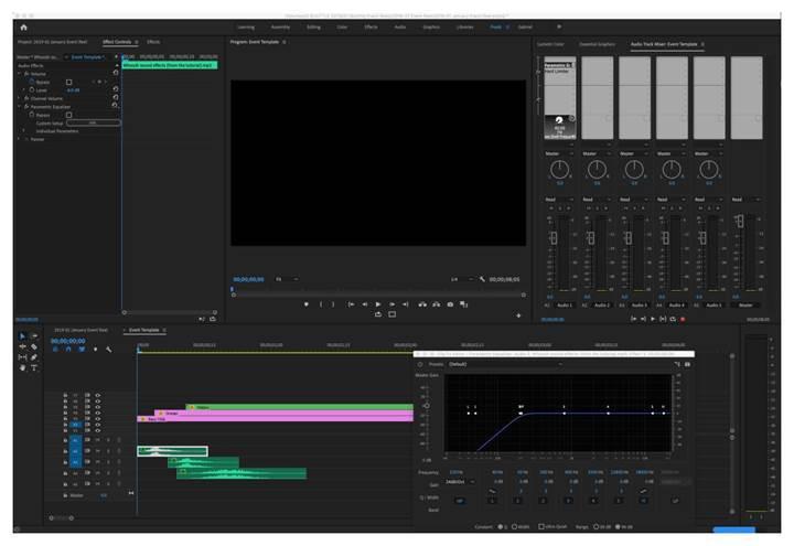 Adobe Premiere Pro CC'deki bir hata MacBook Pro hoparlörlerini patlatıyor