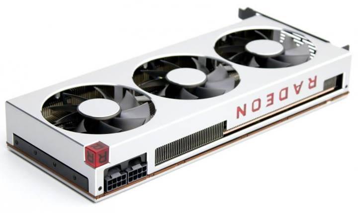 AMD Radeon VII piyasada