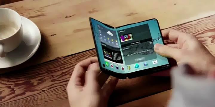 Samsung'un katlanabilir telefonunun tanıtım tarihi açıklandı