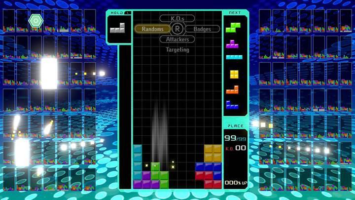 Tetris de battle royale ligine katıldı
