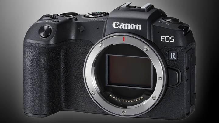 Canon'un yeni tam kare aynasız makinesi EOS RP duyuruldu