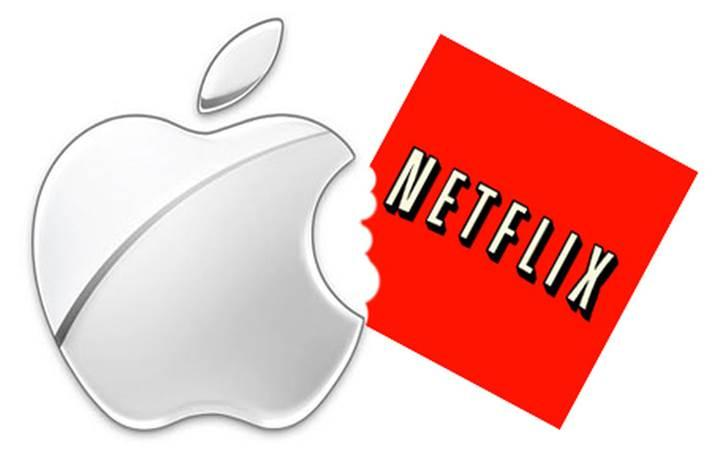 Netflix, Apple'ın video akış platformuna katılmayacak