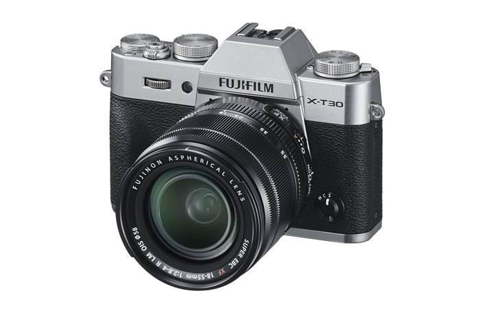 Aynasız Fujifilm X-T30 duyuruldu