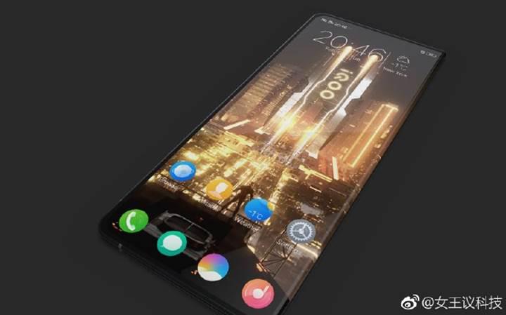 Vivo'nun yeni alt markası IQOO'nun katlanabilir telefonu ortaya çıktı