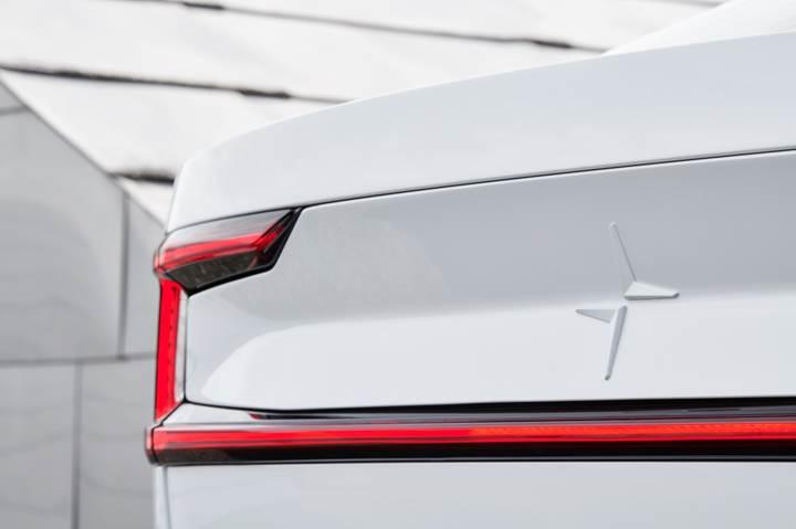 Volvo'nun ilk tam elektrikli otomobili Polestar 2 yeni görseli ile karşımızda