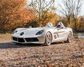 2009 Mercedes-Benz SLR Stirling Moss Edition / 2,617,200 €