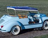1961 Renault 4CV R1062 Beach car / € 39,795