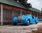 1937 Peugeot 402 DS Darl'Mat Sport roadster / 321,840 €