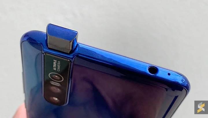 Vivo V15 Pro modelinin canlı görüntüleri sızdırıldı