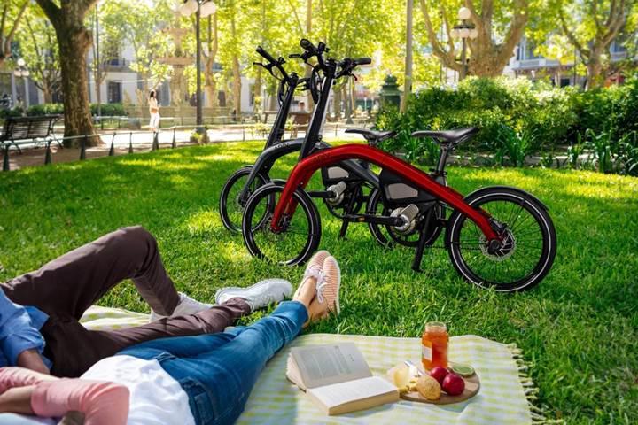 """General Motors, ilk """"işe gidip gelme"""" odaklı elektrikli bisikletlerini piyasaya sürüyor"""