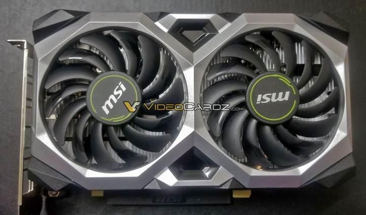 Nvidia  GTX 1660 Ti'ın GPU'su gün yüzüne çıktı