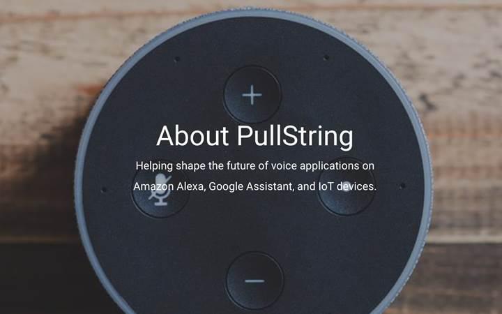 Apple sesli asistan teknolojileri geliştiren Pullstring girişimini satın aldı