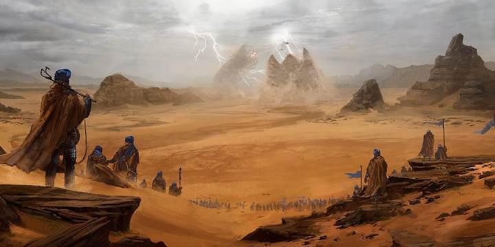 Merakla beklenen 'Dune' uyarlamasının vizyon tarihi açıklandı