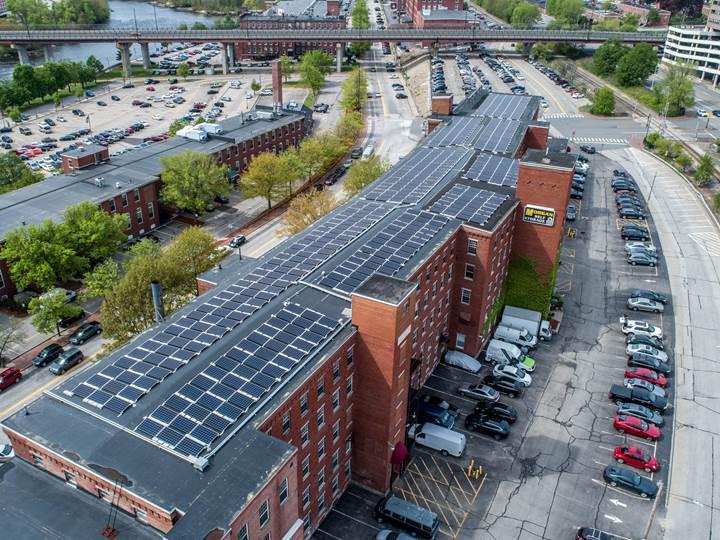 Picktricity isimli şirketten klasik güneş panellerine alternatif geldi