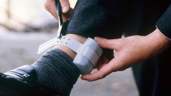 İngiltere'deki suçlular GPS bileklikleri ile takip edilecek