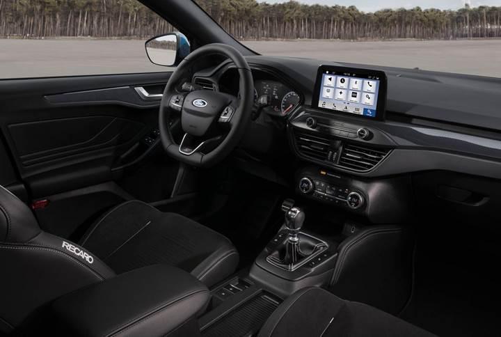 2019 Ford Focus ST tanıtıldı: 2.3L EcoBoost ile 280 beygir
