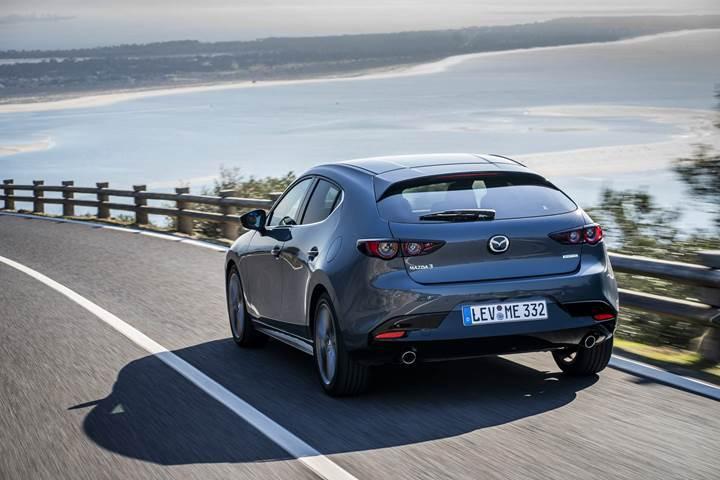 2019 Mazda 3'ün Avrupa'daki motor seçenekleri belli oldu