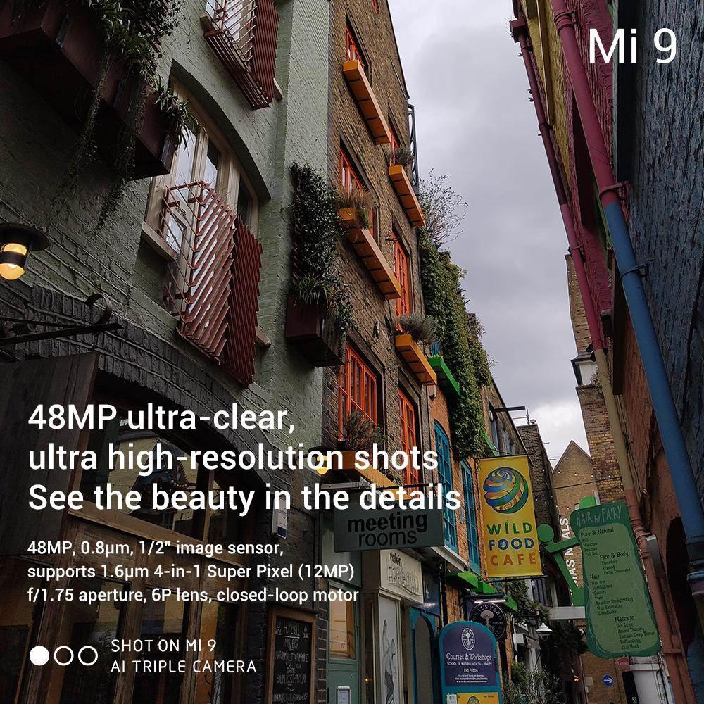 Xiaomi Mi 9 kamera performansıyla DxOMark sıralamasında üçüncü oldu