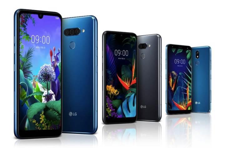 LG Q60, K50 ve K40 duyuruldu!