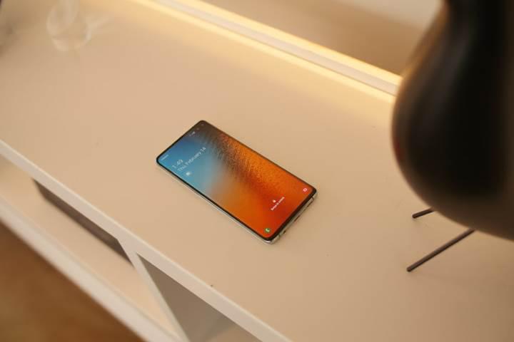 En iyi Samsung telefonu Galaxy S10 5G duyuruldu