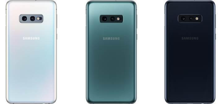 Samsung Galaxy S10 serisi tanıtıldı!