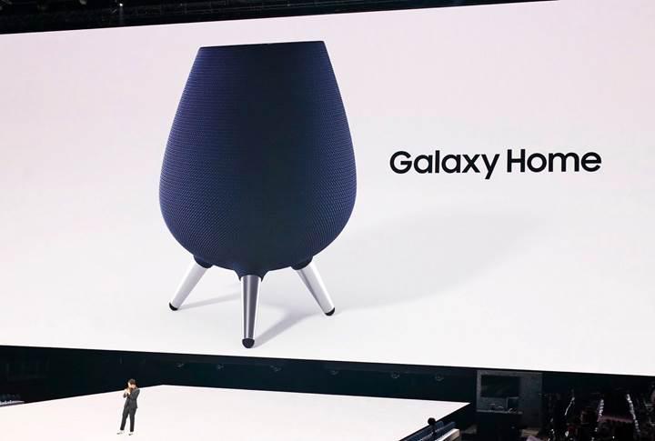 Samsung CEO'su Galaxy Home'un çıkış tarihini açıkladı