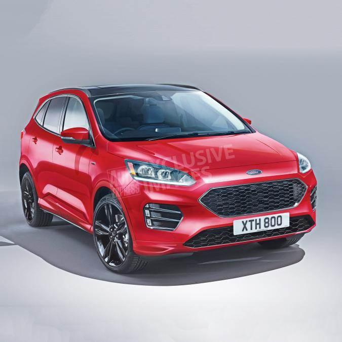 Yeni Ford Kuga bu yıl hibrit versiyonla birlikte geliyor
