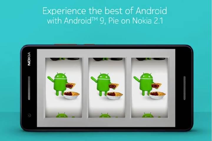 Nokia 2.1 modeli Android 9 güncellemesi almaya başladı