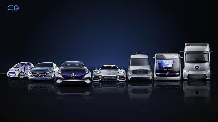 Otomotiv devi Daimler, veri platformu için Microsoft Azure'la işbirliği yapacak