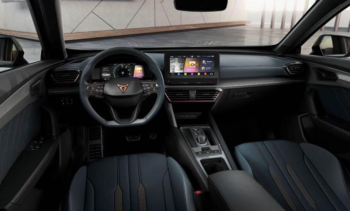 Seat'ın yeni markası Cupra ilk SUV konseptini resmen tanıttı: Cupra Formentor