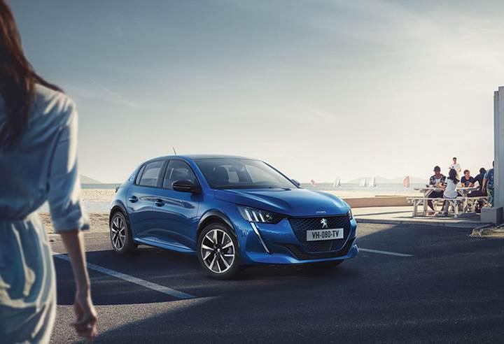Yeni Peugeot 208'in tasarımı ortaya çıktı