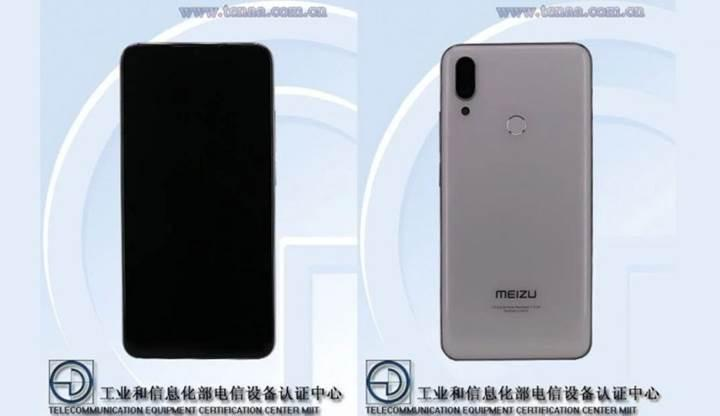 Meizu Note 9'un AnTuTu puanı ve özellikleri ortaya çıktı
