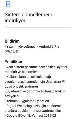 Nokia 6 için Android Pie güncellemesi yayınlandı