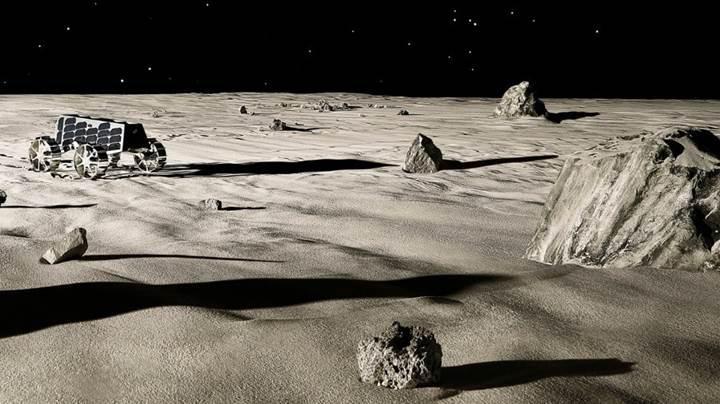 Japon uzay şirketi, Ay'da yeni bir batarya teknolojisi test edecek