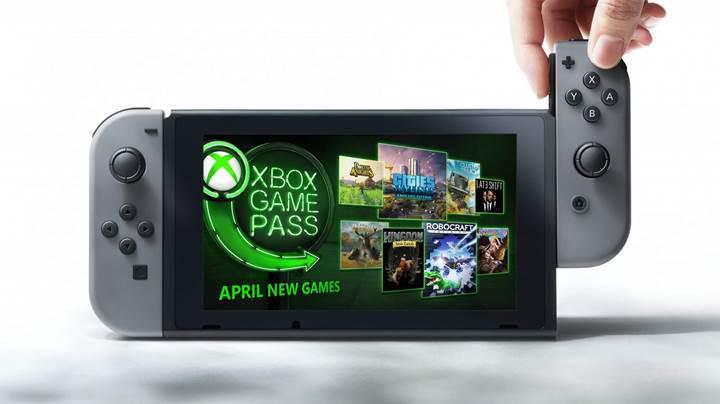 Microsoft, Xbox oyunlarını Nintendo Switch'e getirmeye hazırlanıyor