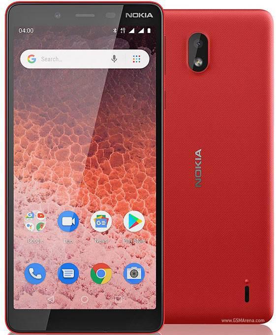 Değiştirilebilir kapaklı Nokia 1 Plus karşınızda
