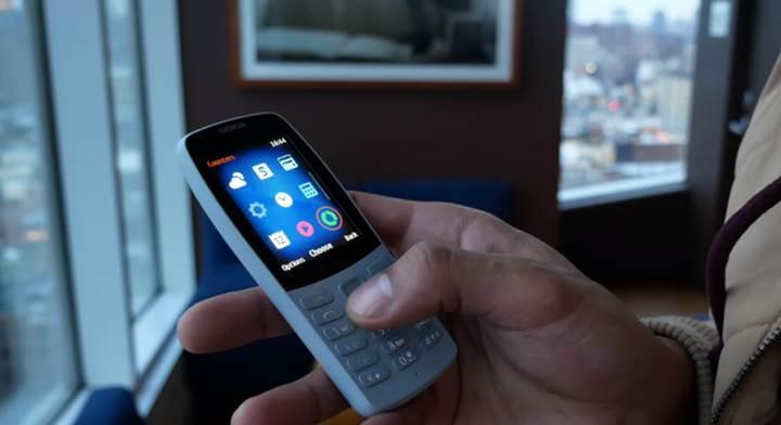 Akıllı telefon sevmeyenlere Nokia 210