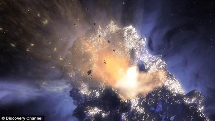 Yaşamın başlangıcı için gereken moleküller, bir kuyruklu yıldızın derinliklerinden gelmiş olabilir