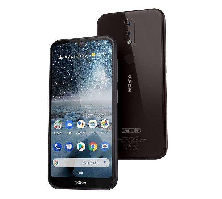 HMD Global bütçe dostu Nokia 4.2'yi tanıttı