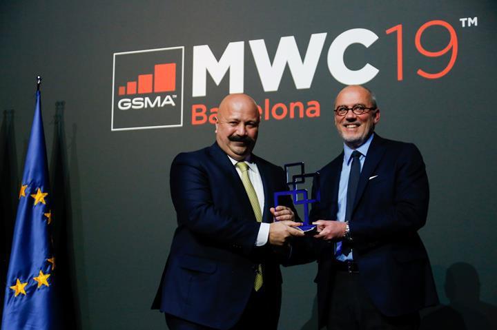 GSMA'den Turkcell'e ödül