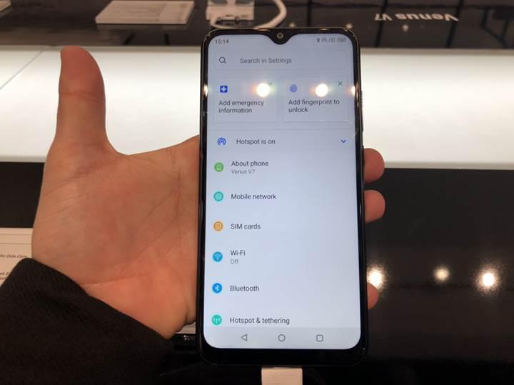 Vestel yeni orta segment akıllı telefonunu duyurdu