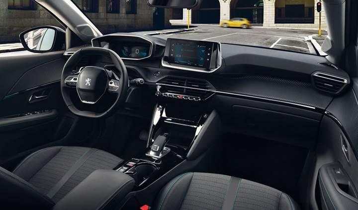 2019 Peugeot 208 tanıtıldı: Elektrikli versiyonla 340 km menzil